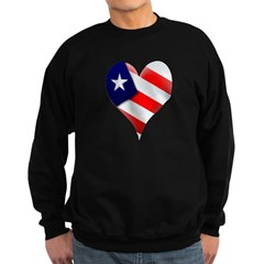 All American Heart Sweatshirt