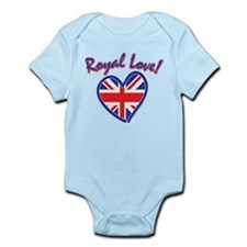 Royal Love - The Royal Wedding Infant Bodysuit