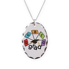 Guard Grad Flags Necklace