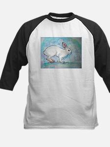 Rabbit! wildlife, winter, art!! Tee