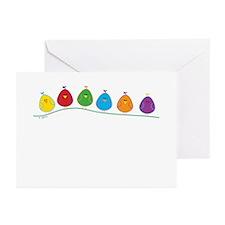 Lil' Birdies Greeting Cards (Pk of 10)