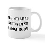 Navy Seals Abbottabad Coffee Mug