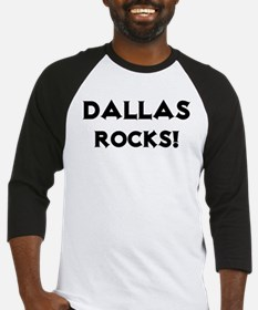 Dallas Rocks! Baseball Jersey