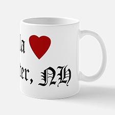 Hella Love Manchester Mug