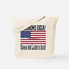 Geronimo EKIA Tote Bag