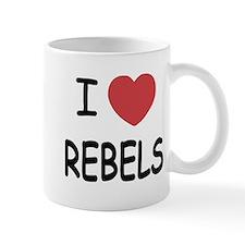I heart rebels Mug