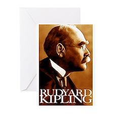 Rudyard Kipling Greeting Cards (Pk of 20)