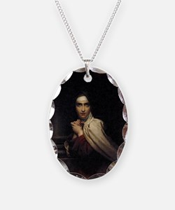 St Teresa of Avila Gothic Necklace