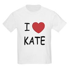 I heart kate T-Shirt