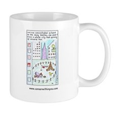 5 Observer Concentration Mug