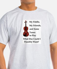 Fiddle, Friends and Tunes