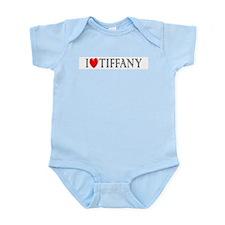 I Love Tiffany Infant Creeper