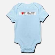I Love Tiffany Infant Creeper