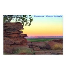 Kununurra - Kellys Knob (Package of 8)