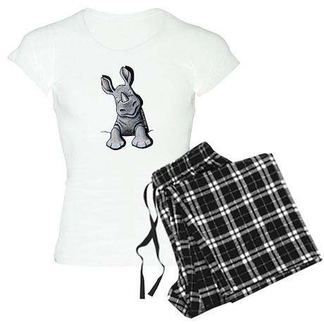 Pocket Rhino Women's Light Pajamas