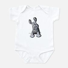 Pocket Rhino Infant Bodysuit