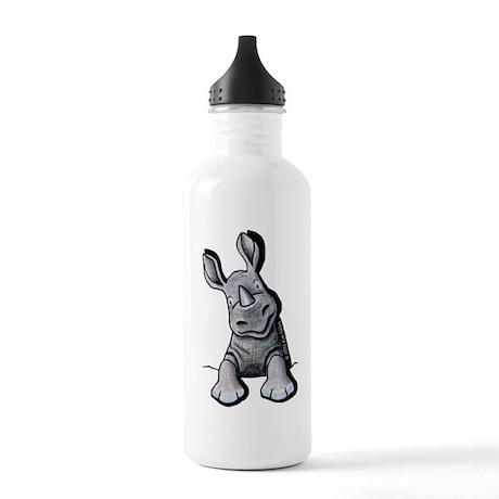 Pocket Rhino Stainless Water Bottle 1.0L