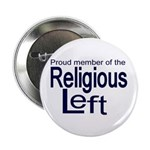 Proud member of the religious Button