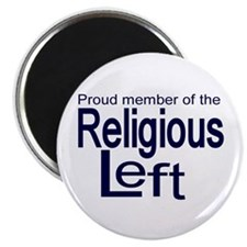 "Proud member of the religious 2.25"" Magnet (100 pa"
