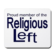 Proud member of the religious Mousepad