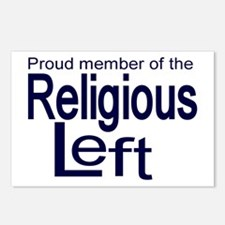 Proud member of the religious Postcards (Package o