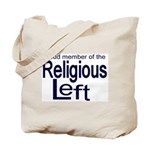 Proud member of the religious Tote Bag