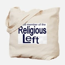 Proud member of the religious Tote Bag