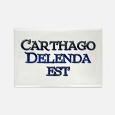 Carthago Delenda Est! Rectangle Magnet (10 pack)