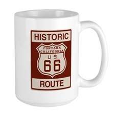Fontana Route 66 Mug