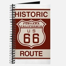 Fontana Route 66 Journal