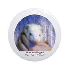 Ferrets 'R Fun Ornament (Round)