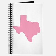 Texas - Pink Journal