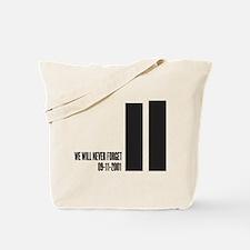 September 11 th attacks Tote Bag