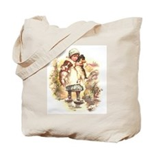 Two Pups Tote Bag