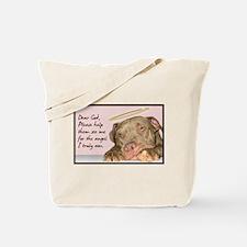 True Angel Tote Bag