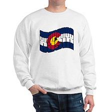 Arapahoe Basin CO Flag Sweatshirt