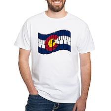 Arapahoe Basin CO Flag Shirt