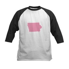 Iowa - Pink Tee