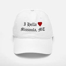 Hella Love Missoula Baseball Baseball Cap