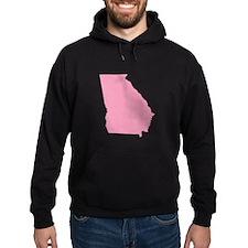 Georgia - Pink Hoodie