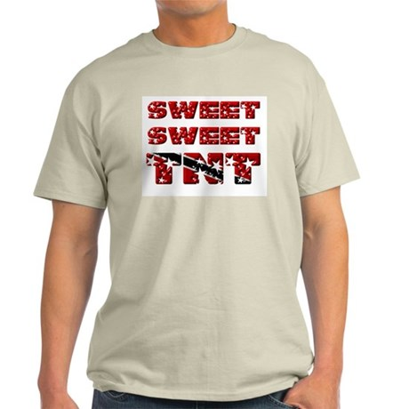 Sweet Sweet TNT Ash Grey T-Shirt