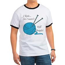 I knit Ringer T