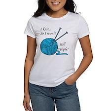 I knit Women's T-Shirt