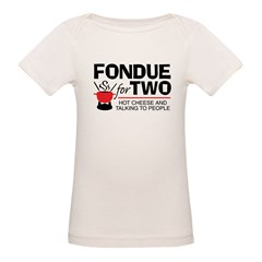 Fondue For Two Tee