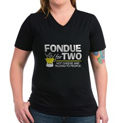 Fondue For Two Shirt