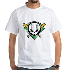 Skull Baseball Shirt