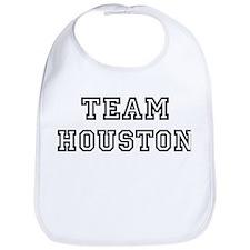 Team Houston Bib