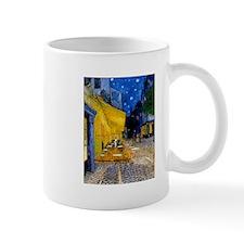 Cafe Terrace at Night Mug