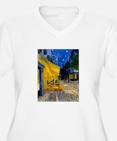 Cafe Terrace at Night T-Shirt