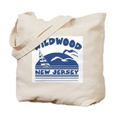 Wildwood New Jersey Tote Bag